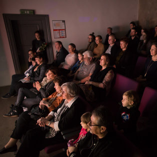 The Seamstress and the Scissors - Premiere <em>Photo: Boštjan Lah</em>