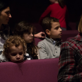 Practical Advice to well - behawed Children - Premiere <em>Photo: Boštjan Lah</em>