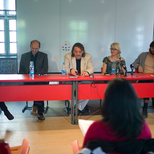 Salto mortale - Press Conference