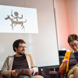 The Knight with an Iron Heart - Press Conference <em>Photo: Boštjan Lah</em>