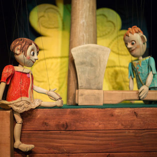 Hansel and Gretel <em>Photo: Boštjan Lah</em>